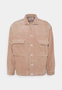 THEO SHIRT JACKET - Summer jacket - gallnut