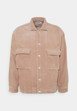 THEO SHIRT JACKET - Summer jacket - gallnut