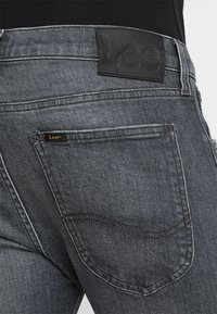 Lee - LUKE - Jeansy Slim Fit - grey used - 5