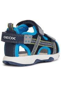 Geox - S. MULTY - Walking sandals - navy - 2