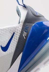 Nike Sportswear - AIR MAX 270 - Sneakers basse - white/hyper royal/pure platinum - 2