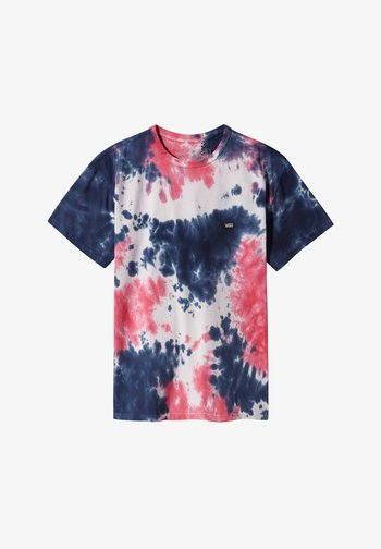 OFF THE WALL CLASSIC BURST TIE DYE