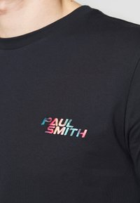 Paul Smith - Print T-shirt - dark blue