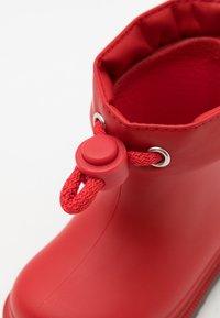 IGOR - BIMBI UNISEX - Botas de agua - rojo - 5