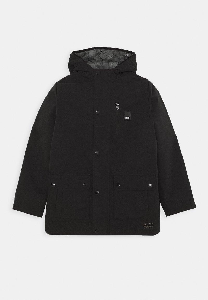 Retour Jeans - ERIC - Zimní bunda - black