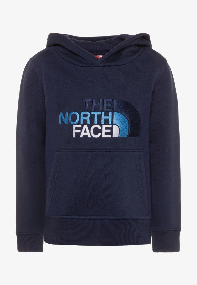The North Face - DREW PEAK HOODIE - Luvtröja - shady blue