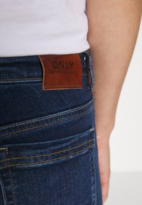 ONLY - Jeans Skinny Fit - dark blue denim - 4