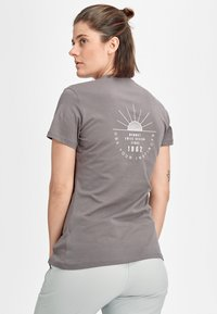 Mammut - SEILE - T-Shirt print - shark prt1 - 1