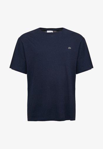 PLUS - Camiseta básica - marine