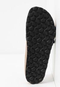 Tamaris - SLIDES - Slippers - black - 6