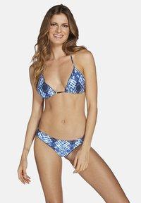 CIA MARÍTIMA - Bikini top - blue - 1