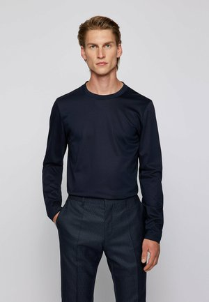 TENISON  - Långärmad tröja - dark blue