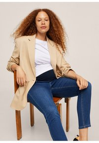 Mango - PITIMAT-I - Jeans Skinny Fit - mittelblau - 3