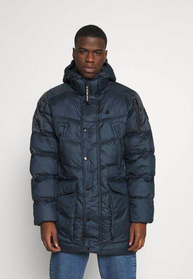 WHISTLER PARKA - Winter coat - namic lite r wr - legion blue
