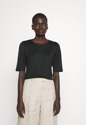 ELENA TEE - Basic T-shirt - dark spruce