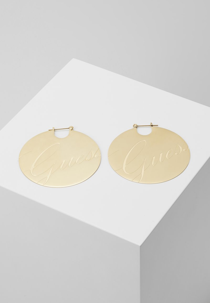 Guess - LIQUID - Earrings - gold-coloured