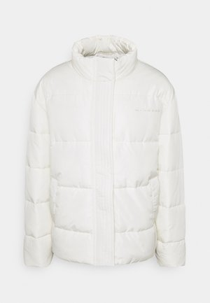 MOONDUST PUFFER JACKET UNISEX - Winter jacket - off white