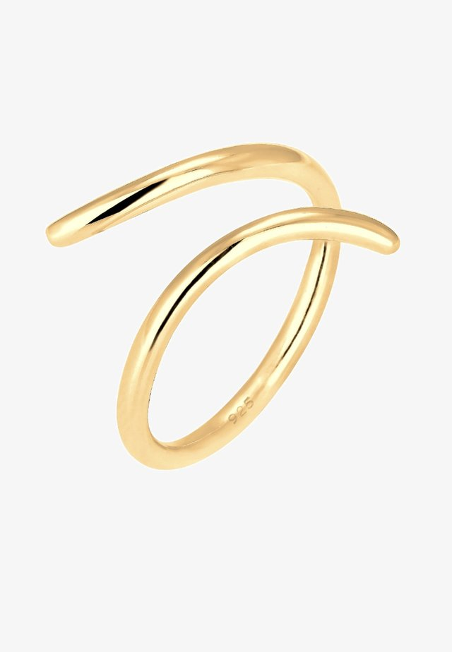 STATEMENT - Ring - gold