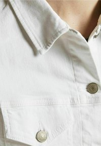 Jack & Jones - Denim jacket - white - 4