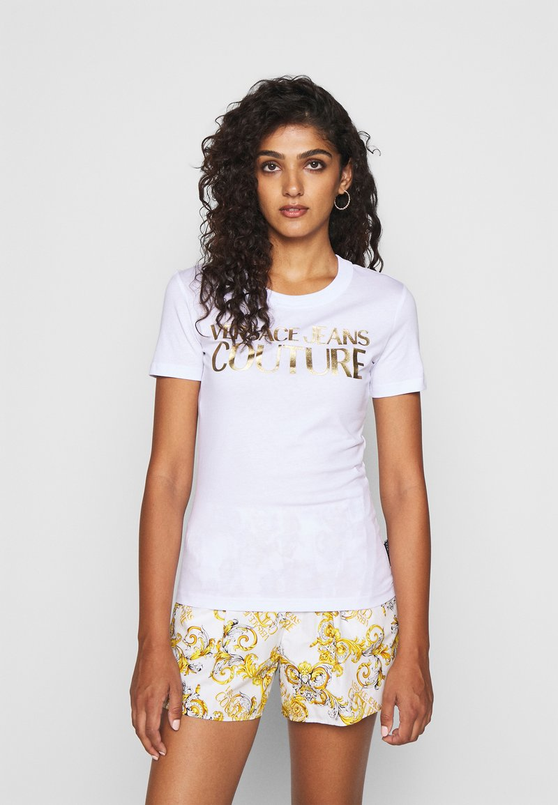 Versace Jeans Couture - Print T-shirt - white