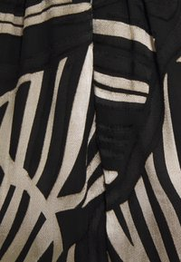 Milly - ADRIAN PALM BURNOUT DRESS - Robe fourreau - black/neutral - 2