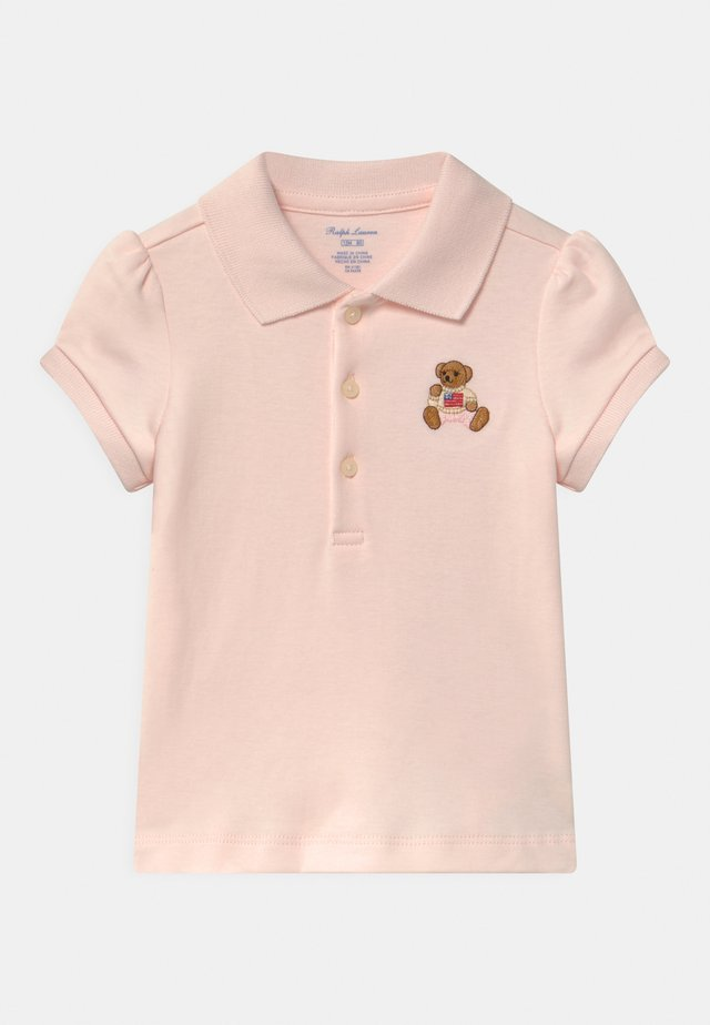EMBROID  - Polo - delicate pink