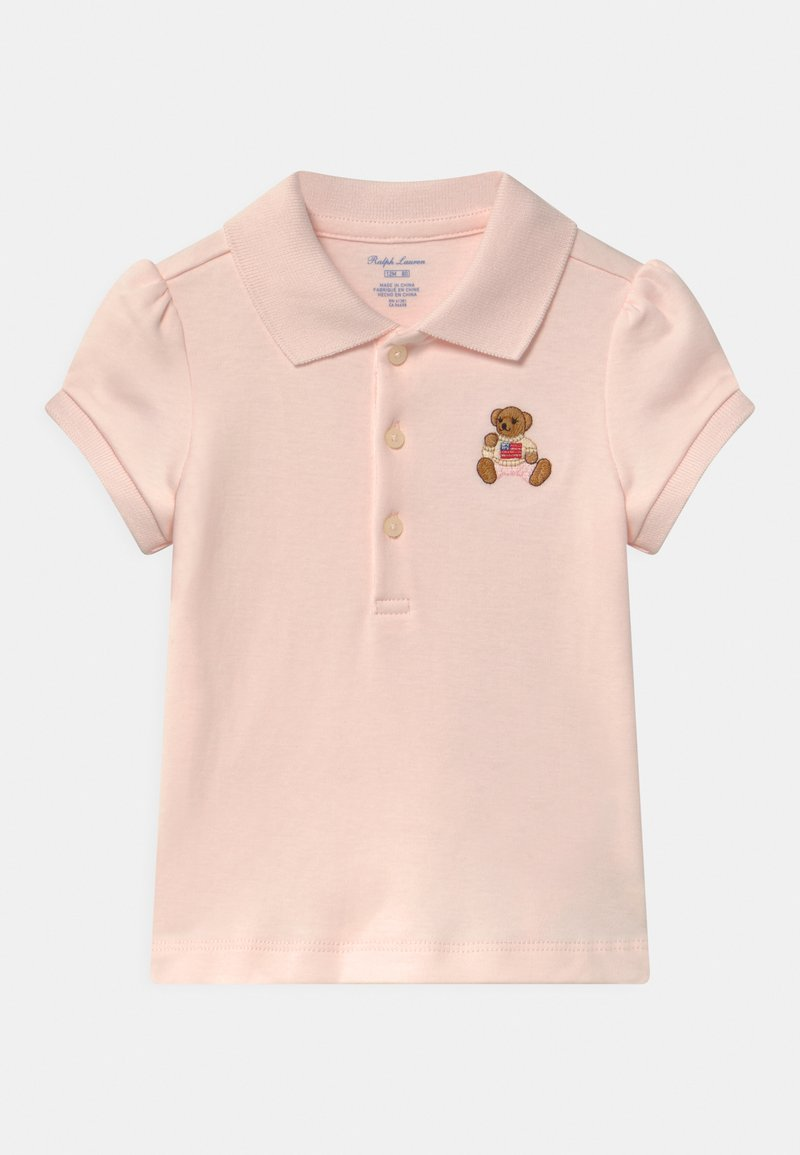 Polo Ralph Lauren - EMBROID  - Polo - delicate pink