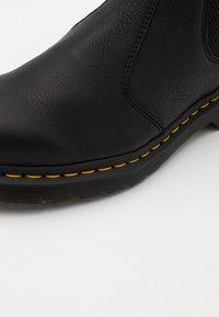 Dr. Martens - 2976 UNISEX - Korte laarzen - black ambassador - 5