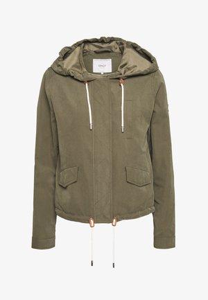 ONLNEW SKYLAR SPRING JACKET - Summer jacket - kalamata