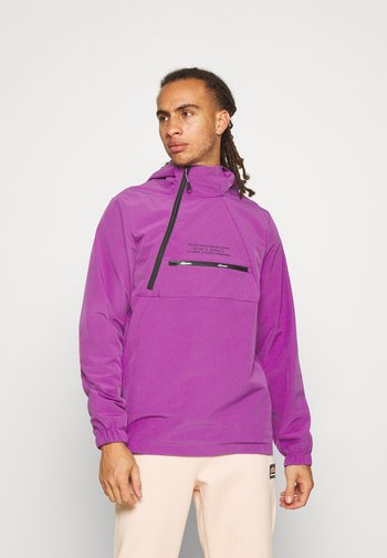 GORTINO JACKET - Training jacket - purple