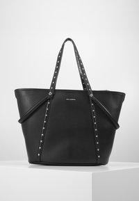 KABAS TOTE - Bolso shopping - black