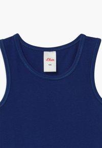 s.Oliver - 2 PACK - Undershirt - royal blue - 3