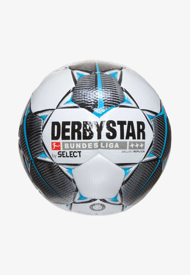 BUNDESLIGA BRILLANT REPLICA - Football - white/black/petrol