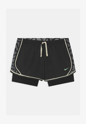 DRY TEMPO  - Sports shorts - black/coconut milk
