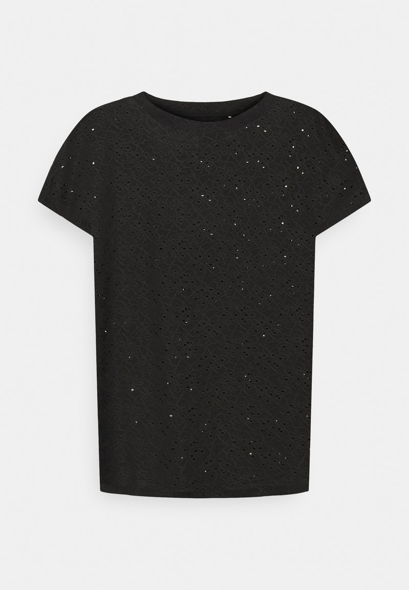 ONLY - ONLSMILLA - Print T-shirt - black