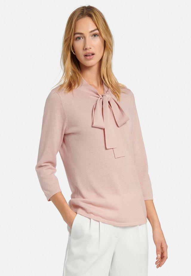 Pullover - rose