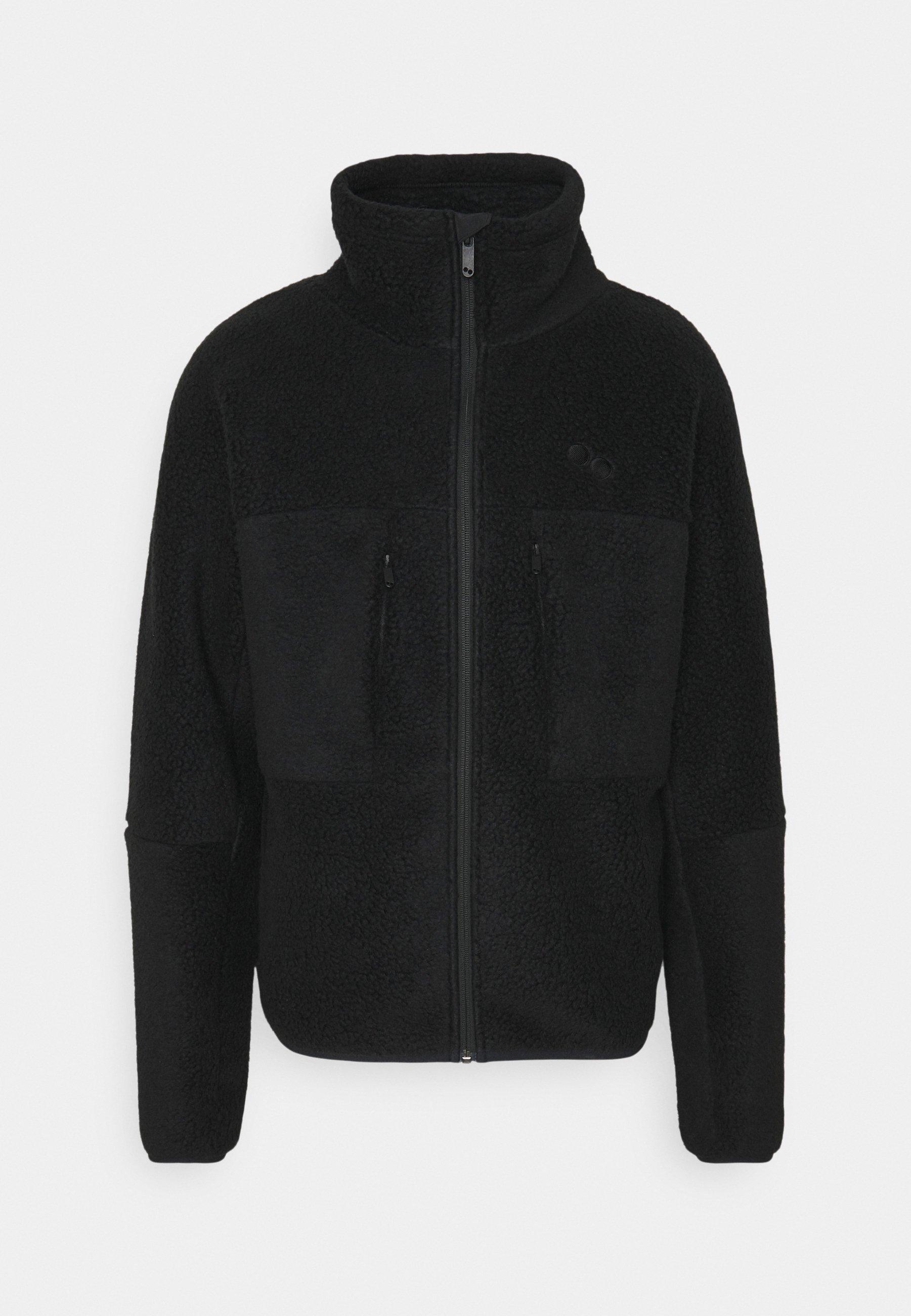 Men JACKET UNISEX - Fleece jacket