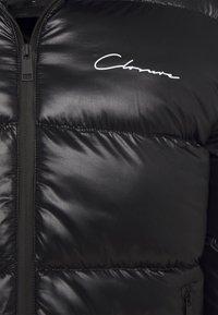 CLOSURE London - RACER LOGO PUFFER - Winter jacket - black - 2