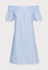 ONLY Petite - ONLNEW SHERY LIFE DRESS - Vardagsklänning - blue heron - 3