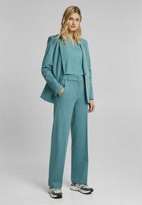 Esprit Collection - Blouse - dark turquoise - 1