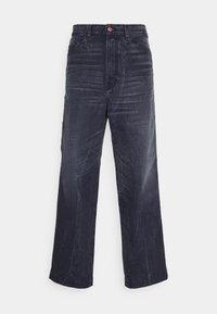 Diesel - D-FRANKY - Relaxed fit jeans - dark-blue denim - 0