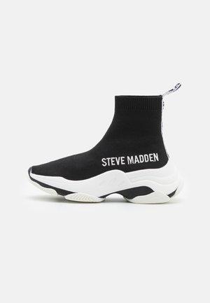 JMASTER - Sneakers hoog - black/white
