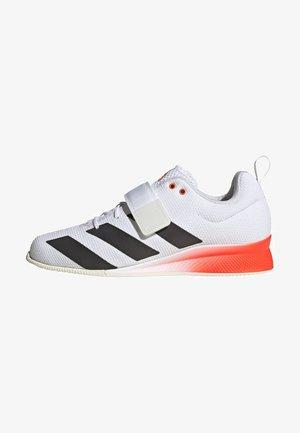 HALTÉROPHILIE ADIPOWER II TOKYO - Trainers - white/black/orange