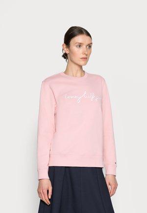 REGULAR GRAPHIC  - Sweater - glacier pink