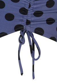 Zizzi - Bikinibroekje - blue - 5
