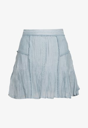 TOPACIO - Mini skirt - slate
