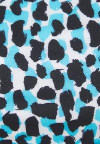 Sloggi - WOMEN SHORE KOH TACHAI BANDE - Haut de bikini - blue - 3