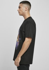 Upscale by Mister Tee - Print T-shirt - black - 3