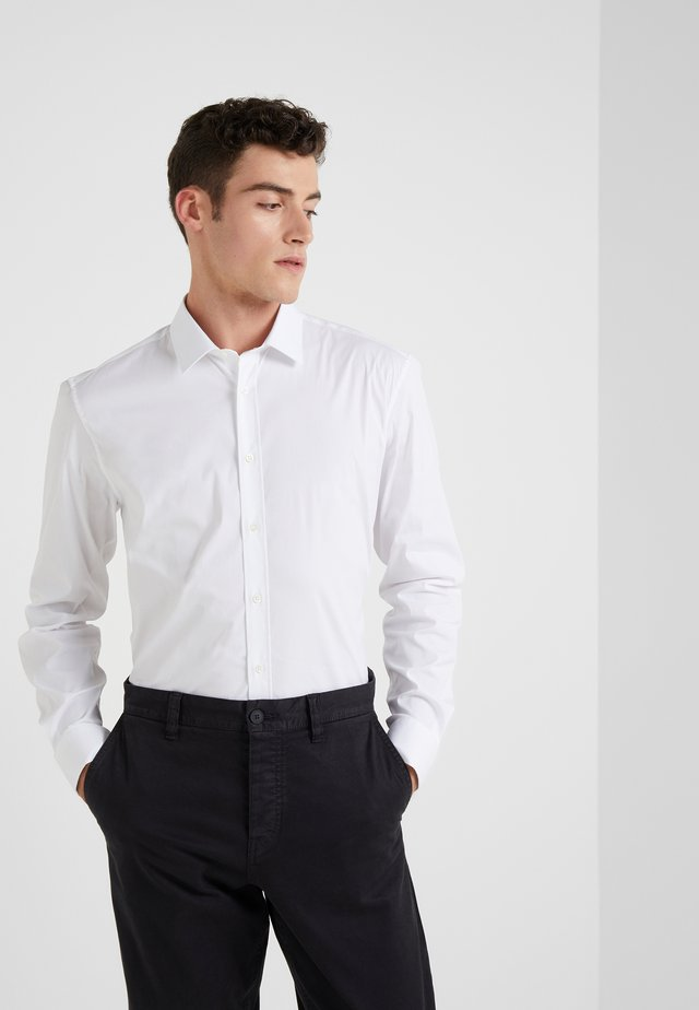 JIM STRETCH SLIM FIT - Formal shirt - white