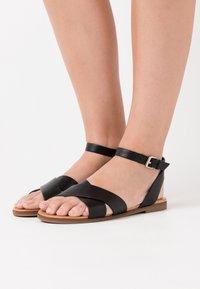 ALDO - WIALIA - Sandals - black - 0